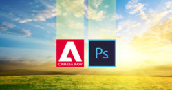 Banner post produzione Alessandro Bernardi Photoshop Camera raw