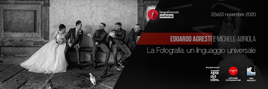 Edoardo Agresti Michele Abriola workshop
