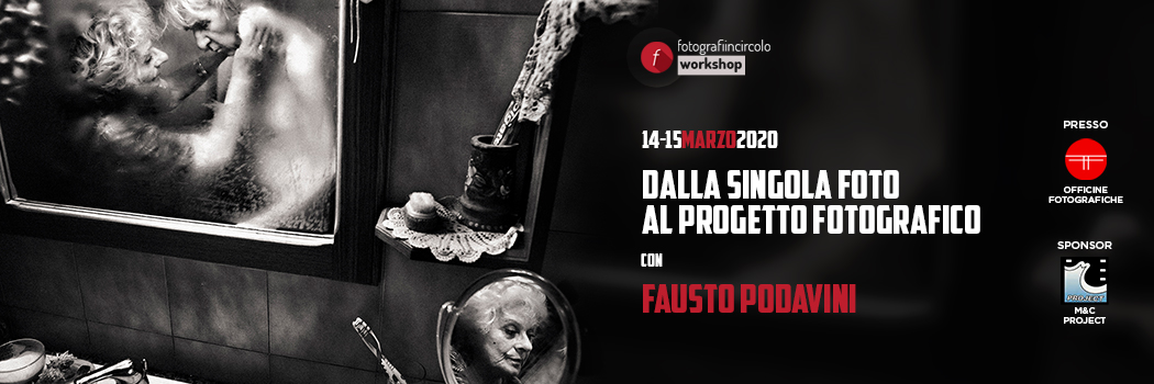 Fausto Podavini workshop