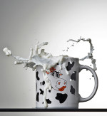 still life latte